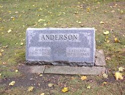 Catherine Kate <i>McLachlin</i> Anderson