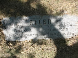Clarence A Allen