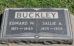 Sallie Ann <i>Rhodes</i> Buckley