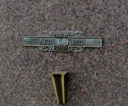 Avis C King