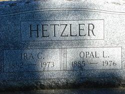 Ira C Hetzler