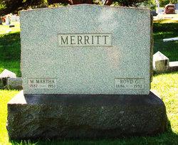 Boyd Merritt