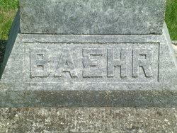H. Baehr