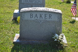 Carry Anne Annie <i>Thompson</i> Baker