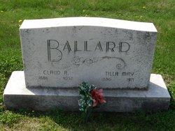 Tilla May <i>Clodfelter</i> Ballard