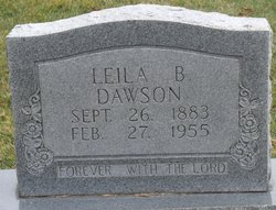 Leila butler <i>Underwood</i> Dawson