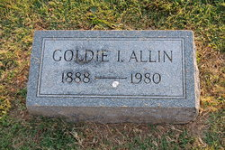 Goldie I. Allin
