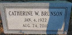 Catherine <i>Willing</i> Brunson