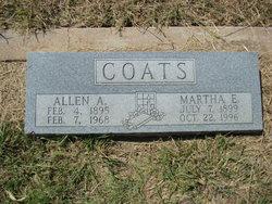 Martha Emily <i>Hollander</i> Coats