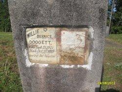 Willie Bernice Doggett