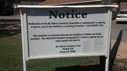 Mount Hebron West Cemetery