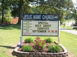 Jesus Name Church Cemetery