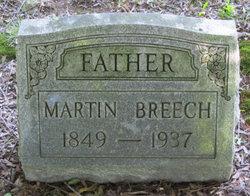 Martin Breech