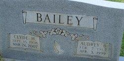 Clyde H. Bailey