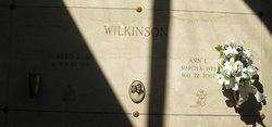 Ann Louise <i>Netzeband</i> Wilkinson