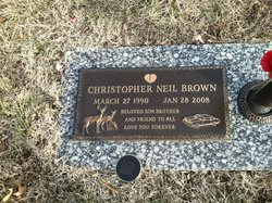 Christopher Neil Brown