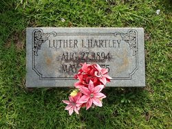 Luther Inly Hartley