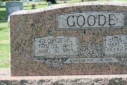George Edward Goode