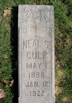 Neal Stanton Culp