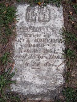 Elizabeth <i>Hickman</i> Moffitt