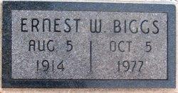 Ernest William Biggs