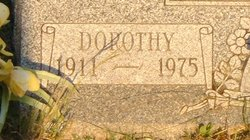 Dorothy Louise <i>Metzger</i> Page