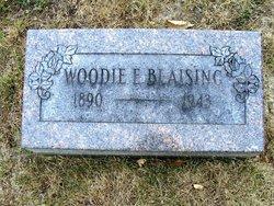 Woodie E. Blaising