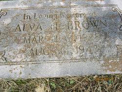 Alva H. Brown