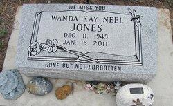 Wanda Kay <i>Neel</i> Jones