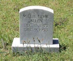Millie Elvie Allen