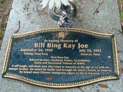 Bill Bing <i>Kay</i> Joe