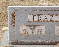 Henry Alexander Alex Frazier