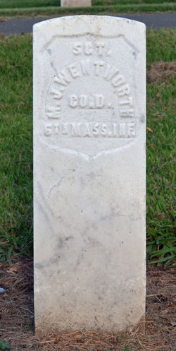 Sgt Merrill Jesse Wentworth