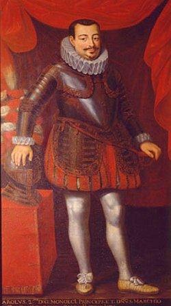 Prince Charles of Monaco, II