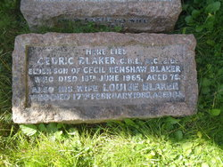 Louisa Douglas <i>Chapple</i> Blaker