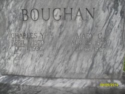 Mary <i>Gibson</i> Boughan