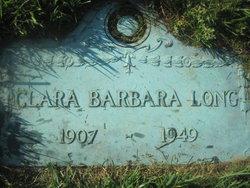 Clara Barbara <i>Neikirk</i> Long
