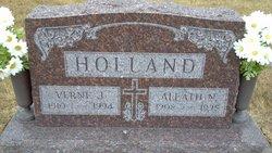 Aleath Norma <i>Heller</i> Holland