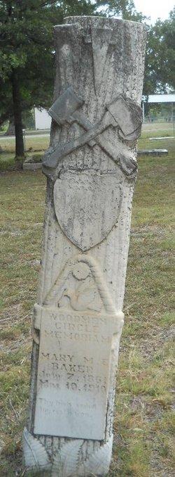 Mary Margaret Margaret <i>Bell-Effort</i> Baker