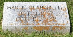 Margaret Maggie <i>Jirou</i> Blanchette