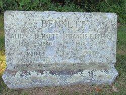 Alice Loretta <i>Bennett</i> Bennett