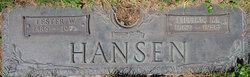 Lillian Minerva <i>Larson</i> Hansen