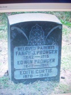 Edith Julia <i>Pronger</i> Curtis