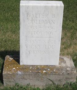 Walter Bradford Buddy Boy Coleman