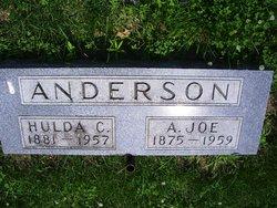 Andrew Joseph Joe Anderson