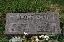 Rosalia Rose <i>Drewek</i> Bloczynski