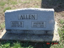 Edith Winona <i>Martz</i> Allen