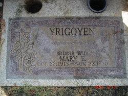 Maria Mary <i>Estrada</i> Yrigoyen