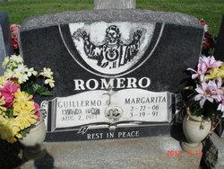 Margarita Margaret <i>Zuniga</i> Romero