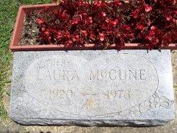 Laura Ellen <i>Robins</i> McCune